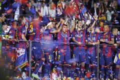 Juventus v FC Barcelona - UEFA Champions League Final Stock Photography