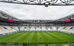 Juventusstadion Royalty-vrije Stock Fotografie