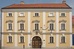 Juvlar av Bohemia Arkivbilder