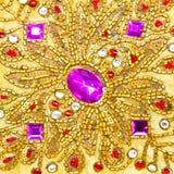 juvlar som sparkling Royaltyfri Fotografi