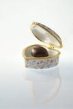 Juweel van chocolade Stock Fotografie