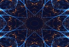 Juwel der Leuchte stock abbildung