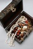 Juwel im Kasten stockbild
