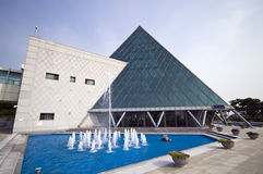 Juwel-Museum in Iksan lizenzfreie stockfotografie