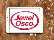 Juwel Osco-Supermarktkettenlogo stockbild
