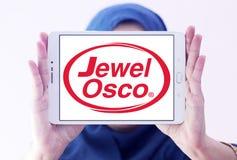 Juwel Osco-Supermarktkettenlogo stockbilder