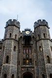 Juwel-Schlauch im Tower von London Stockbilder