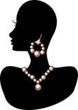 Juwelen 1 royalty-vrije illustratie