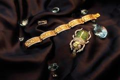Jewellry Royalty-vrije Stock Foto's