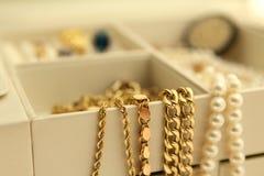 Juwelen Royalty-vrije Stock Afbeelding
