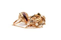 Juwelen Stockfoto