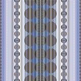 Juwelen Geometrisch patroon Royalty-vrije Stock Foto's