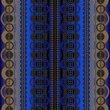 Juwelen Geometrisch patroon Stock Fotografie