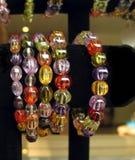 Juwelen op Vertoning Royalty-vrije Stock Afbeelding