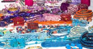 Juwelen van het kostuum (de multi) Stock Afbeeldingen