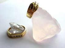 Juwelen vier Royalty-vrije Stock Foto