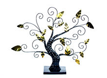 Juwelenboom Royalty-vrije Stock Foto's