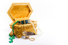 Juwelendoos van Rusland 3 Stock Afbeeldingen
