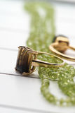 Juwelenmengeling Royalty-vrije Stock Foto