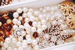 Juwelenmengeling Royalty-vrije Stock Afbeeldingen