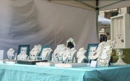 Juwelenvertoning Royalty-vrije Stock Afbeelding