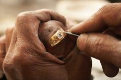 Juwelier stock afbeeldingen