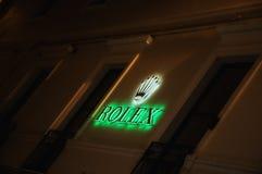 Juwelier Hilscher Rolex Royalty-vrije Stock Afbeeldingen