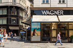 Juwelier Wagner Jewellery Store Royalty Free Stock Images