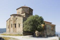 Jvari-Kirche Stockbild