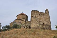 Jvari kloster Arkivbilder