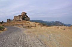 Jvari kloster Arkivfoton