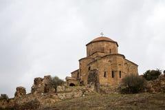 Jvari kloster Royaltyfria Foton