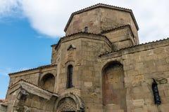 Jvari kloster Georgia Eastern Europe Royaltyfri Bild