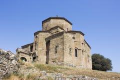 Jvari kyrka Royaltyfria Foton