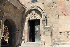 Jvari monaster Zdjęcia Royalty Free