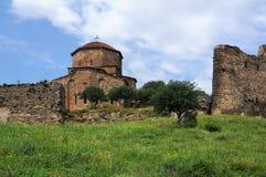 Jvari monaster Zdjęcia Stock