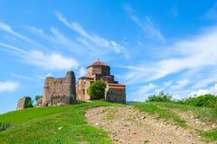 Jvari Monastery. Mtskheta, eastern Georgia. Royalty Free Stock Image