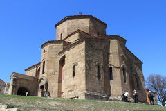 Jvari Monastery Royalty Free Stock Images