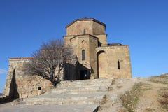 Jvari Monastery in Mtskheta, Georgia Stock Images