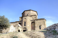 Jvari Monastery in Mtskheta, Georgia Royalty Free Stock Image