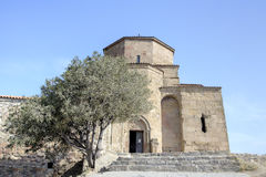 Jvari Monastery in Mtskheta, Georgia Royalty Free Stock Photo