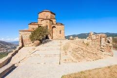 Jvari Monastery, Mtskheta Royalty Free Stock Image
