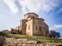Jvari. Monastery near Mtskheta, the old capital of Georgia. The monastery is a UNESCO World Heritage site Royalty Free Stock Photography