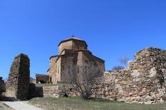 Jvari Monastery Royalty Free Stock Image