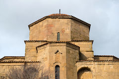 Jvari Orthodox Monastery in Mtskheta Royalty Free Stock Photography