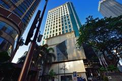 JW Marriot Kuala Lumpur Stock Photo