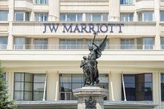 JW Marriott Bucharest Grand Hotel Stock Images