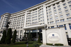 JW Marriott Grand Hotel Stock Photography