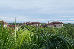 Jw Marriott Panama golf & strandsemesterort - Buenaventura, Rio Hato, Panama Royaltyfria Bilder