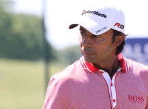 Jyoti Randhawa at golf French Open 2010 Stock Photo